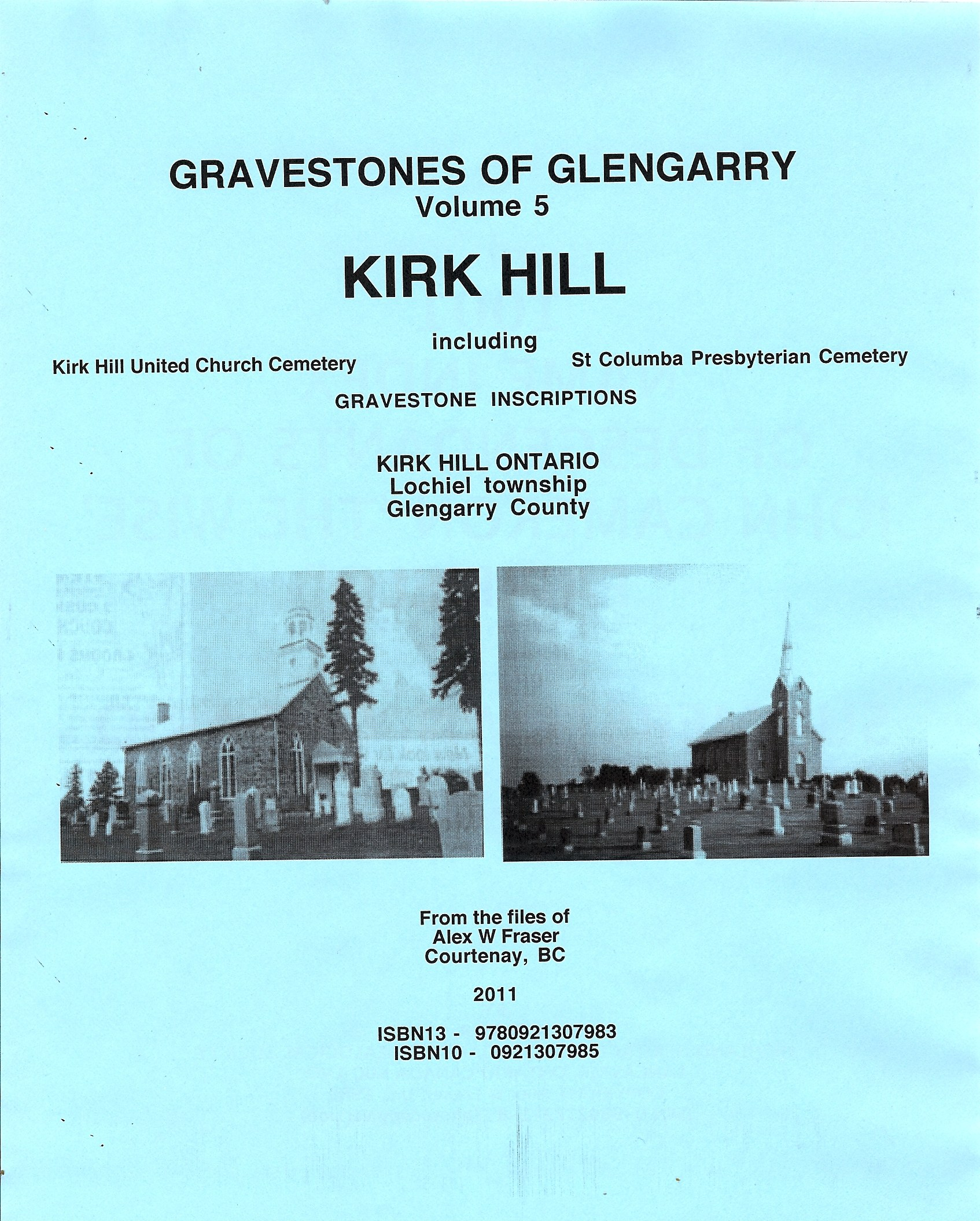 Gravestones of Glengarry v.5