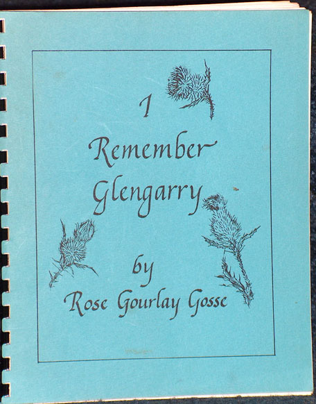 I remember Glengarry 1978